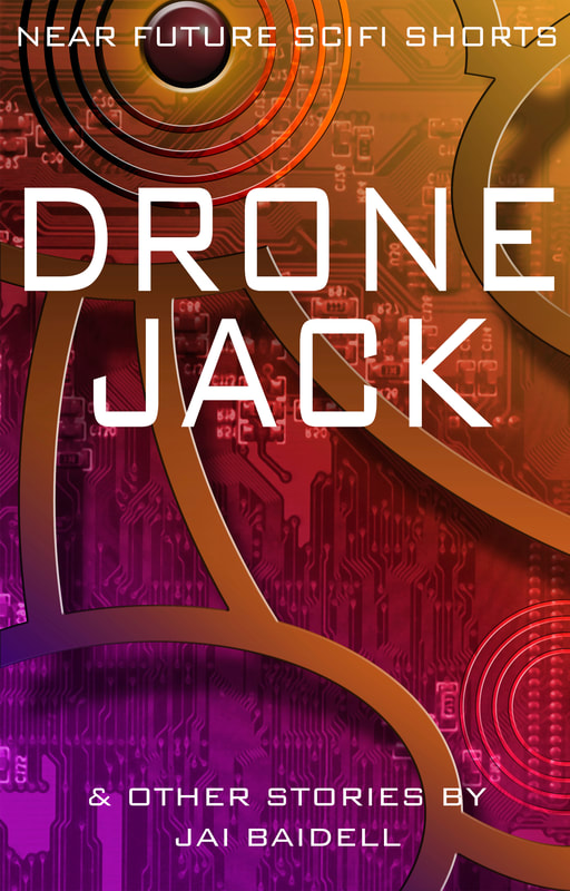Dronejack book cover and link to page